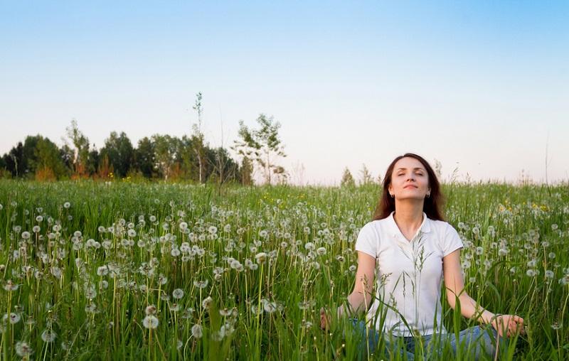 کاهش استرس و اضطراب از طریق تنفس