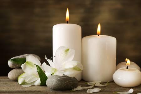 راز شمع در اجابت خواسته