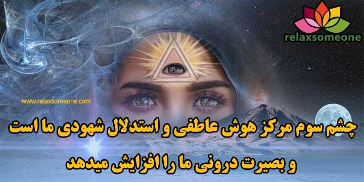 چشمسوم