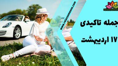 Photo of جمله تاکیدی 17 اردیبهشت